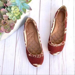Shoes - Reef Bella Costas Flats. Size 7.5